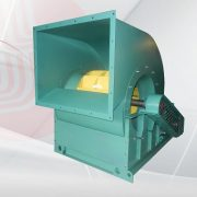 CVC type centrifugal fan 21
